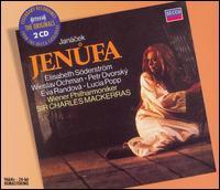 Janácek: Jenufa - Dalibor Jedlicka (vocals); Elisabeth Söderström (vocals); Eva Randova (vocals); Ivana Mixova (vocals);...