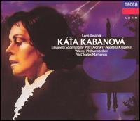 Janácek: Káta Kabanová - Adolf Tomaschek (vocals); Dalibor Jedlicka (vocals); Elisabeth Söderström (vocals); Gertrude Jahn (vocals);...
