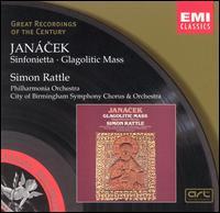 Janácek: Sinfonietta; Glagolitic Mass - Ameral Gunson (mezzo-soprano); Felicity Palmer (soprano); Jane Parker-Smith (organ); John Mitchinson (tenor);...