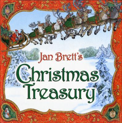 Jan Brett's Christmas Treasury - Brett, Jan