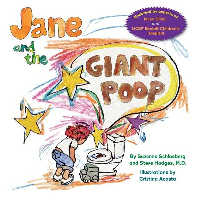 Jane and the Giant Poop - Schlosberg, Suzanne