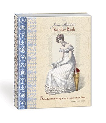 Jane Austen Birthday Book - Potter Style