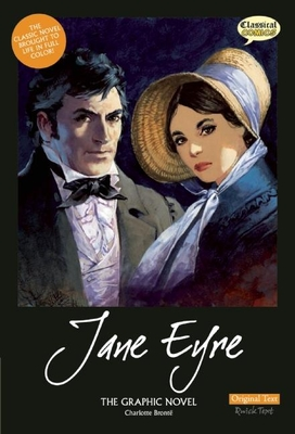 Jane Eyre: The Graphic Novel - Bronte, Charlotte, and Bryant, Clive (Editor), and Corzine, Amy (Adapted by)