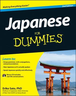 Japanese for Dummies - Sato, Eriko, PH.D.