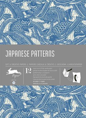 Japanese Patterns: Gift & Creative Paper Book Vol. 40 - Van Roojen, Pepin