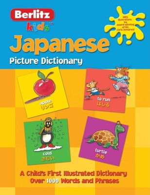 Japanese Picture Dictionary - Berlitz Publishing (Creator)