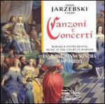 Jarzebski: Canzoni e Concerti