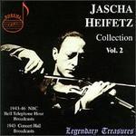 Jascha Heifetz Collection, Vol.2
