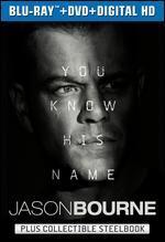 Jason Bourne [SteelBook] [Includes Digital Copy] [Blu-ray/DVD] [Only @ Best Buy]
