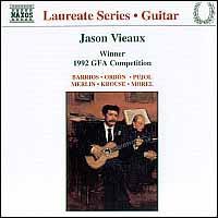 Jason Vieaux - Jason Vieaux (guitar)