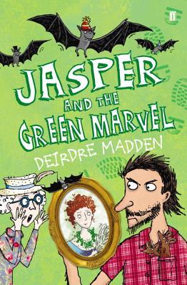 Jasper and the Green Marvel - Madden, Deirdre