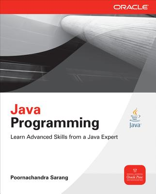 Java Programming - Sarang, Poornachandra