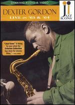 Jazz Icons: Dexter Gordon - Live in '63 and '64