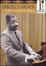 Jazz Icons: Erroll Garner - Live in '63 & '64