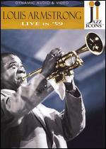 Jazz Icons: Louis Armstrong - Live in '59