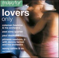 Jazz Music For: Lovers Only - Various Artists