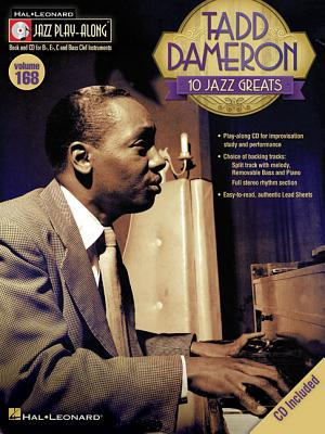 Jazz Play-Along Volume 168: Tadd Dameron -