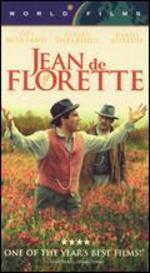 Jean de Florette [Blu-ray]