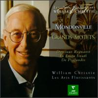 Jean-Joseph Cassanéa de Mondonville: Grands Motets - Les Arts Florissants; William Christie (conductor)