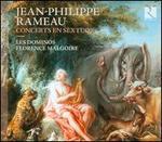 Jean-Philippe Rameau: Concerts en sextuor
