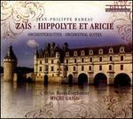 Jean-Philippe Rameau: Zaïs, Hippolyte et Aricie Orchestersuiten