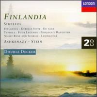 Jean Sibelius: Finlandia; Karelia Suite; En saga; Tapiola; Four Legends; Pohjola's Daughter; Night-Ride and Sunrise - Elisabeth Söderström (soprano)