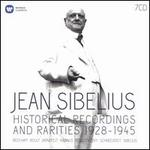 Jean Sibelius: Historical Recordings and Rarities 1928-1948