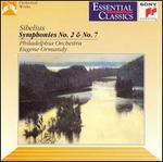 Jean Sibelius: Symphonies Nos. 2 & 7