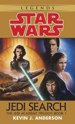 Jedi Search - Anderson, Kevin J