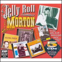Jelly Roll Morton [JSP] - Jelly Roll Morton