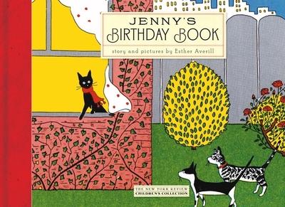 Jenny's Birthday Book -