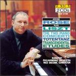 Jerome Rose Plays Liszt