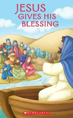 Jesus Gives His Blessing - Moore, Eva