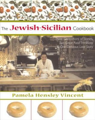 Jewish Sicilian Cookbook - Vincent, Pamela Hensley