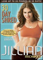 Jillian Michaels: 30 Day Shred - Andrea Ambandos