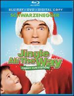 Jingle All the Way [Family Fun Edition] [2 Discs] [Includes Digital Copy] [Blu-ray/DVD]