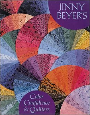 Jinny Beyer's Color Confidence for Quilters - Beyer, Jinny