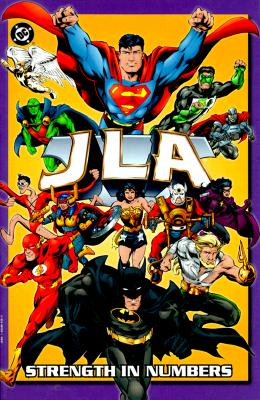 Jla: Strength in Numbers - Vol 04 - Morrison, Grant, and Waid, Mark, and DC Comics