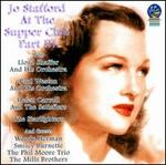 Jo Stafford At The Supper Club, Pt. 3