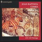 Joan Baptista Comes: Missa de Batalla