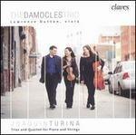 Joaquín Turina: Trios and Quartet for Piano and Strings