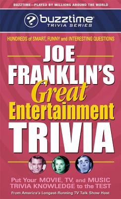 Joe Franklin's Great Entertainment Trivia - Franklin, Joe
