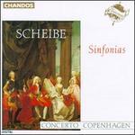 Johann Adolph Scheibe: Sinfonias