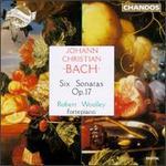 Johann Christian Bach: Six Sonatas, Op.17