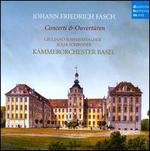 Johann Friedrich Fasch: Concerti & Overtüren