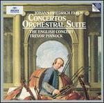Johann Friedrich Fasch: Concertos; Orchestra Suite