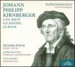 Johann Philipp Kirnberger: Flötensonaten