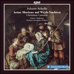 Johann Schelle: Actus Musicus auf Weyh-Nachten - Christmas Cantatas