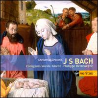 Johann Sebastian Bach: Christmas Oratorio - Adrian Chamorro (violin); Ageet Zweistra (cello); Barbara Schlick (soprano); Howard Crook (tenor);...