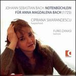 Johann Sebastian Bach: Notenbüchlein für Anna Magdalena Bach (1725)